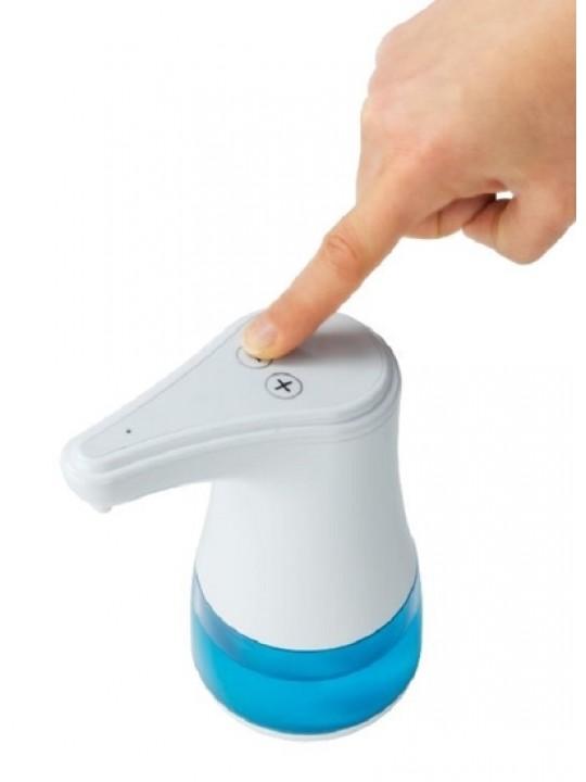 Dispenser για απολυμαντικό WENKO Diala 360ml με αισθητήρα - λευκό