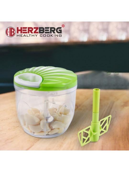 Herzberg Μίνι Χειροκίνητος Πολυκόφτης Multi HG-5056