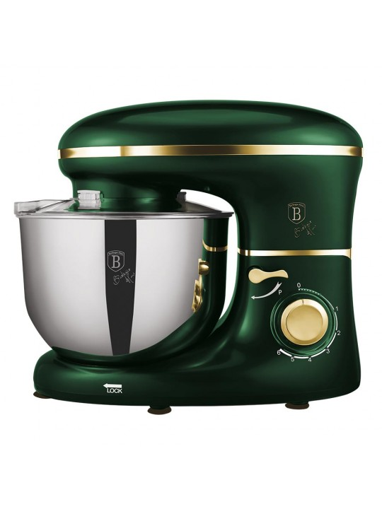 Berlinger Haus Κουζινομηχανή - Μίξερ Σμαραγδί 1300W BH-9195