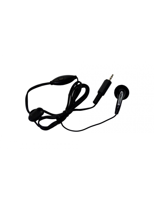 Hands Free για Walkie Talkie Maxcom WT207/WT360 Μαύρο