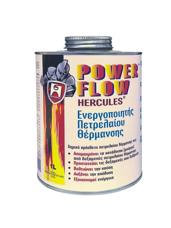 Καθαριστικό δεξαμενών πετρελαίου 1lt POWER FLOW DIMCO