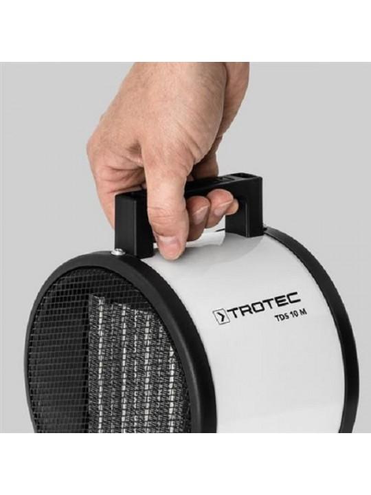Αερόθερμο Κεραμικό Επαγγελματικό Trotec TDS 10 M 2KW