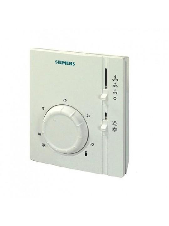 Θερμοστάτης χώρου Siemens RAB11 για fan coils
