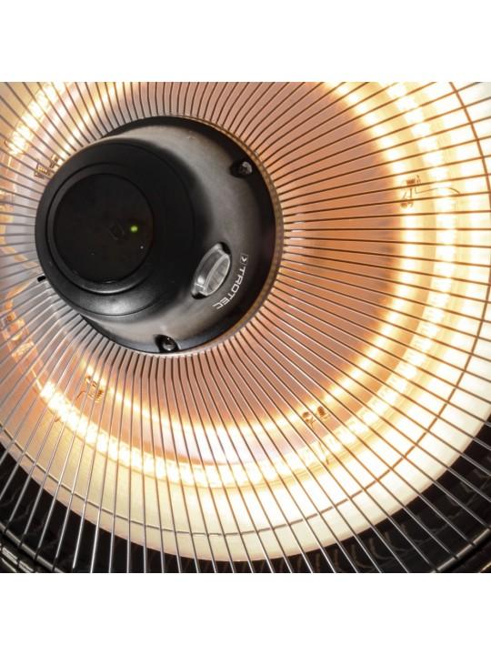 Θερμάστρα κρεμαστή υπέρυθρης θέρμανσης TROTEC IR 1500 SC
