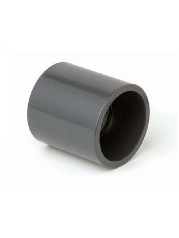 Μούφα PVC κολλητή